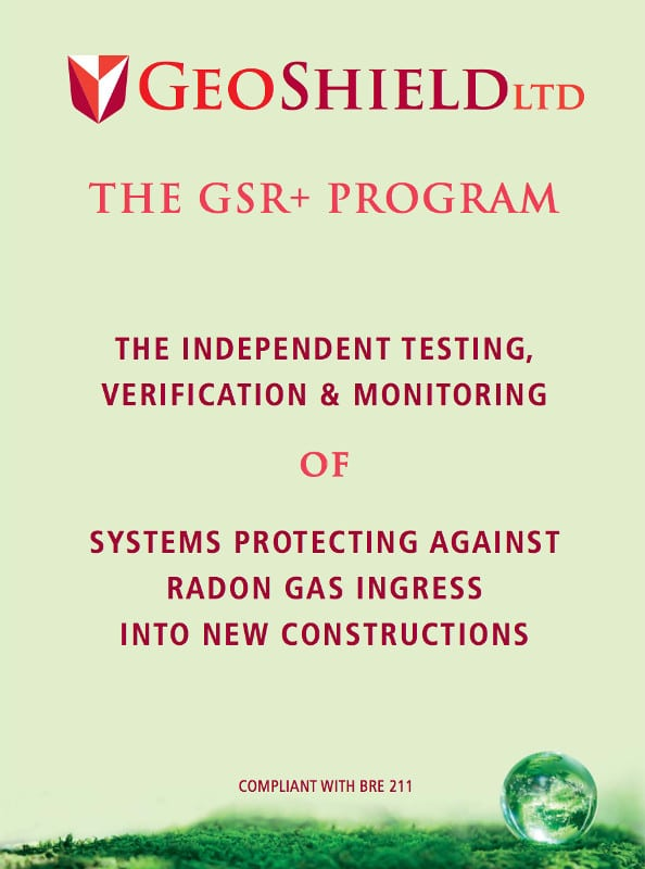 GeoShield GSR+ Program