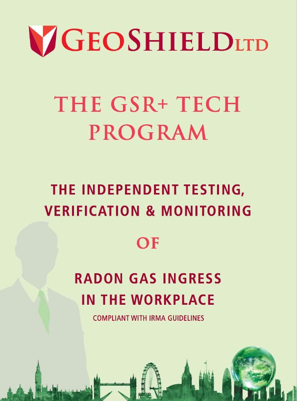 GeoShield GSR+ Tech Program