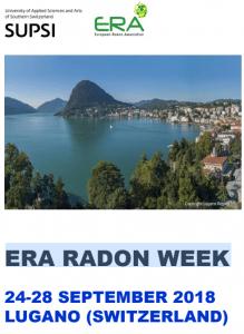 ERA RAdon Week 2018