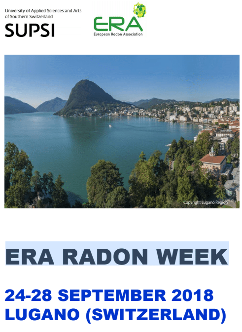 ERA RAdon Week 2018