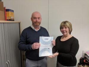 ISO 9001 Certifcate Presentation