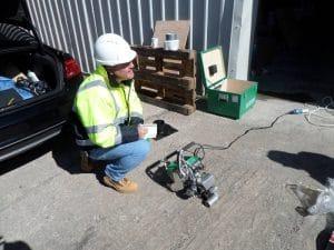 john sparks groudn gas protection verification presentation
