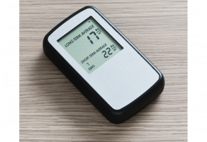 radon testing UK digital radon test kit